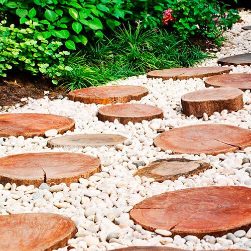 camino-troncos-madera